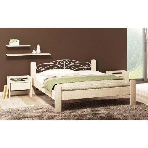 Кровать Амелия Сосна 140*190