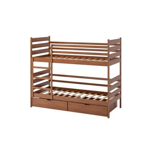Кровать Ларикс Сосна 80*190