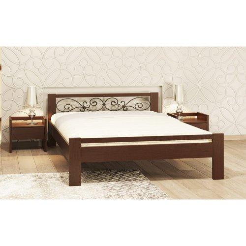 Кровать Жасмин Сосна 140*190