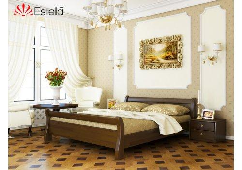 Деревянная кровать Диана Бук щит 90*190