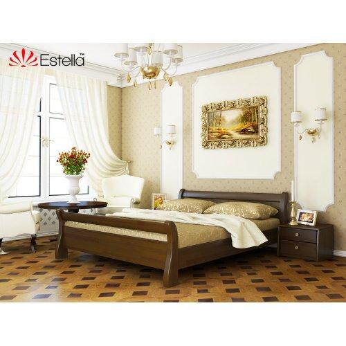 Деревянная кровать Диана Бук щит 80*190
