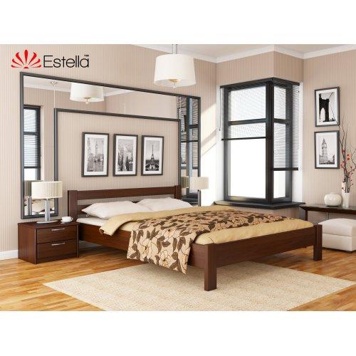 Деревянная кровать Рената Бук щит 80*190