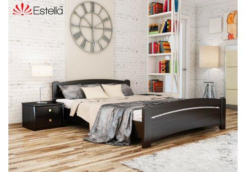 Деревянная кровать Венеция Бук щит 80*190