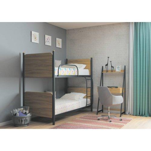 Кровать двухъярусная Арлекино 80х190