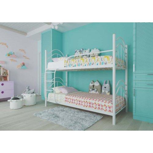 Кровать двухъярусная Диана 80х190