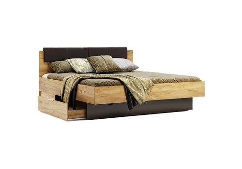 Кровать Луна с ортопедическим матрасом Мехико размер 160*200