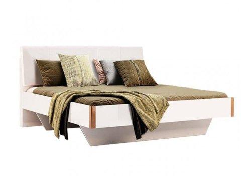 Кровать Ники с ортопедическим матрасом Мехико размер 160*200