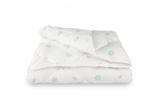 """Одеяло """"DREAM COLLECTION"""" ALOE VERA ЕКОНОМ 150*210 см (350г/м2) (microfiber)"""