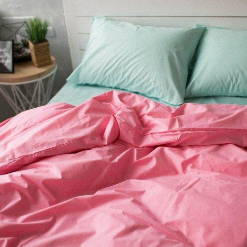 Комплект постельного белья Хлопковые Традиции дизайн 10 • Поплин • Полуторный Поплин Турция • 100% Хлопок • Наволочки 50х70