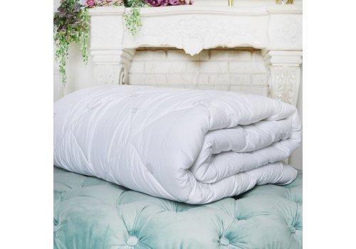 Одеяло Balak Home Cotton • Полуторное Микрофибра 70% Хлопок + 30% Double Air Холлофайбер 300 г/м?