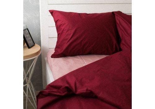 Комплект постельного белья Хлопковые Традиции дизайн 18 • Поплин • Полуторный Поплин Турция • 100% Хлопок • Наволочки 50х70