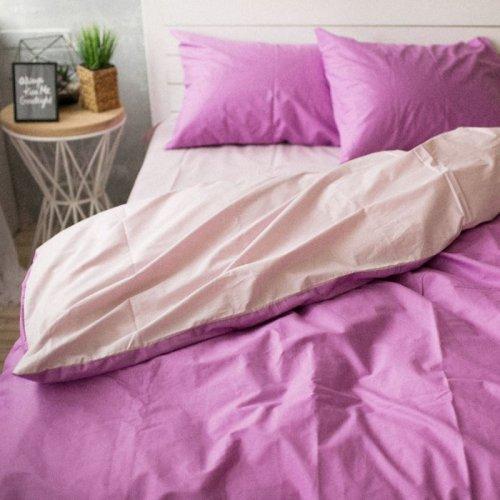 Комплект постельного белья Хлопковые Традиции дизайн 21 • Поплин • Полуторный Поплин Турция • 100% Хлопок • Наволочки 50х70