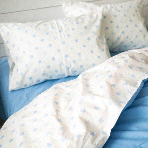 Комплект постельного белья Хлопковые Традиции дизайн 13 • Поплин • Полуторный Поплин Турция • 100% Хлопок • Наволочки 50х70