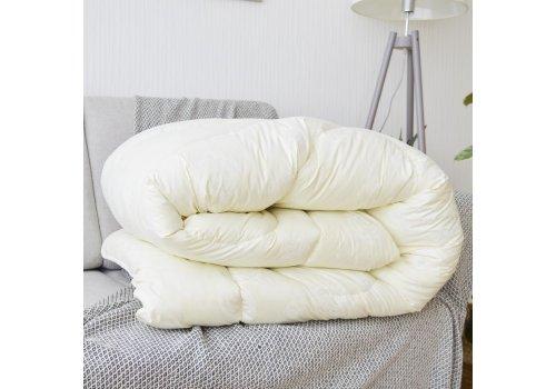 Одеяло иск. Лебяжий пух • Полуторное Перкаль иск. Лебяжий пух 300 г/м?