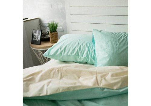 Комплект постельного белья Хлопковые Традиции дизайн 19 • Поплин • Полуторный Поплин Турция • 100% Хлопок • Наволочки 50х70