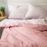 Комплект постельного белья Хлопковые Традиции дизайн 14 • Поплин • Двуспальный Поплин Турция • 100% Хлопок • Наволочки 50х70