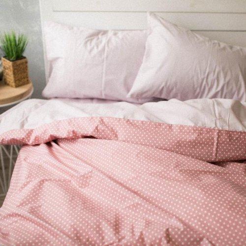 Комплект постельного белья Хлопковые Традиции дизайн 14 • Поплин • Полуторный Поплин Турция • 100% Хлопок • Наволочки 50х70