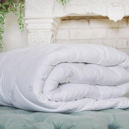 Одеяло Balak Home Bamboo • Полуторное Микрофибра 70% Бамбук + 30% Double Air Холлофайбер 300 г/м?