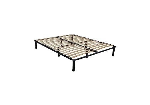 Каркас кровати с НОЖКАМИ XL-V8 (+ 2 ДОПОЛНИТЕЛЬНЫЕ ножки) 120*190